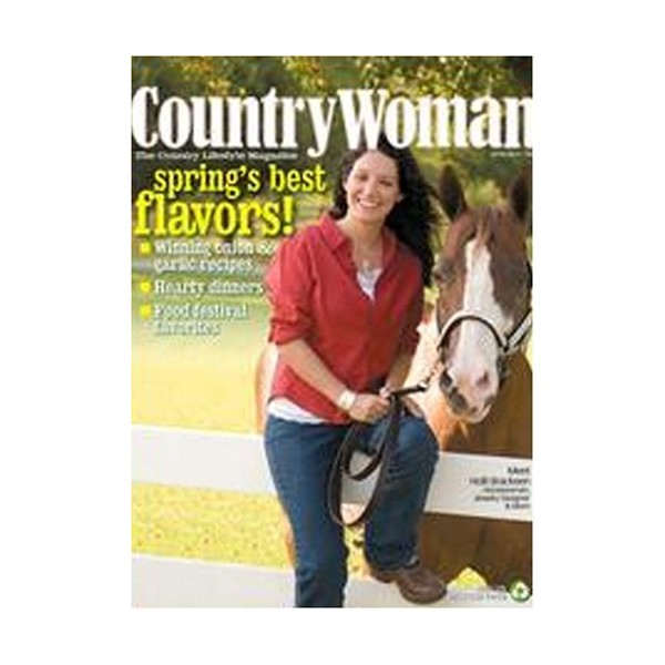 Country Woman Magazine October/November 2010