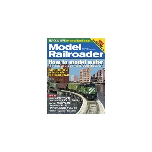 Model railroader all access pass