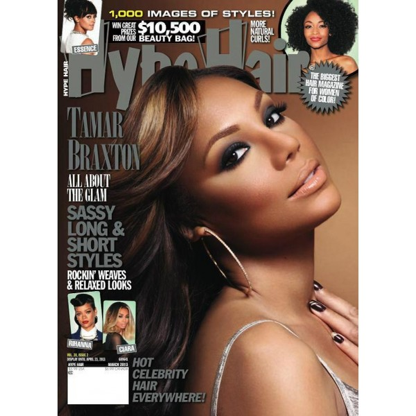 Hype Hair Magazine Subscription Magazinenook Com