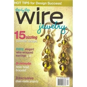 step by step wire jewelry magazine subscription