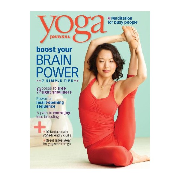 yoga journal subscription magazinesubscriptions. Black Bedroom Furniture Sets. Home Design Ideas