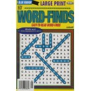 Blue Ribbon Word Find