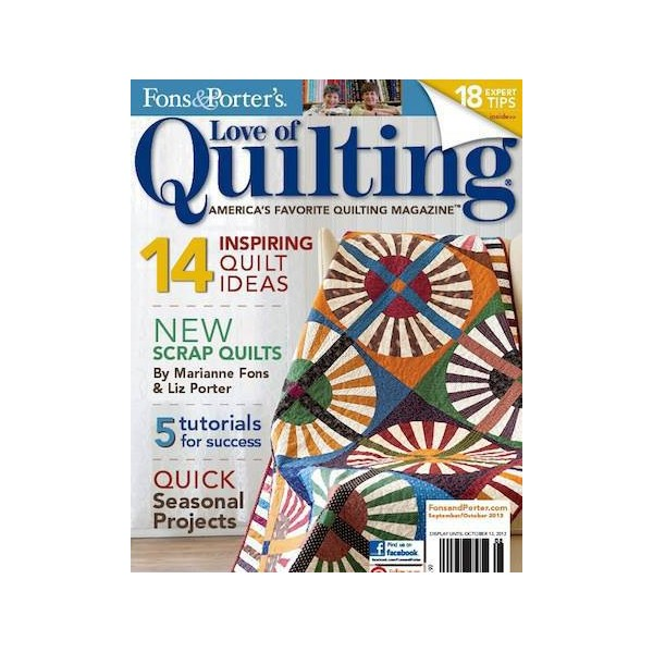 cd quilt s love compilation quilting porter magazine of fons issues porters
