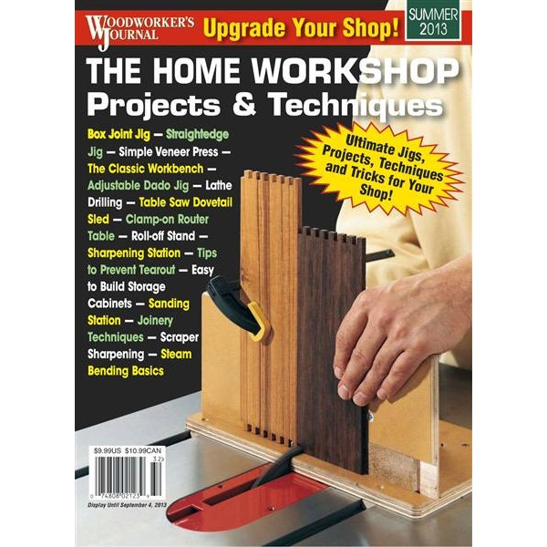Woodworkers Journal Magazine Subscription Magazinenook Com