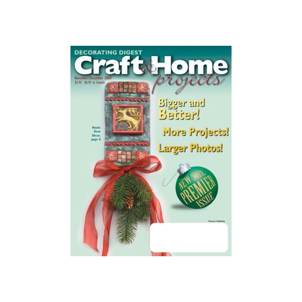 Superieur Decorating Digest   Craft U0026 Home Projects
